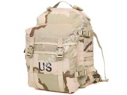 Batoh US Assault Pack Molle II Backpack 35 L desert original