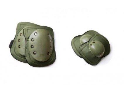 Chrániče kolen a loktů set