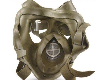 Plynová maska Rumunsko OM Model 74