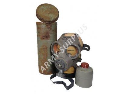 Plynová maska vz. 35 Kudrnáč