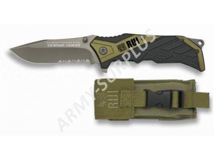 Nůž zavírací Tactical RUI 19655