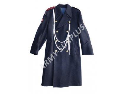 Zimní kabát hradní stráže ČSSR
