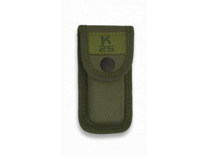 Pouzdro (sumka) K25 nylonové na nůž oliv 34693