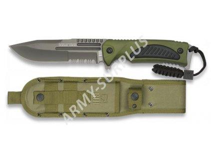 Nůž RUI 32016 oliv
