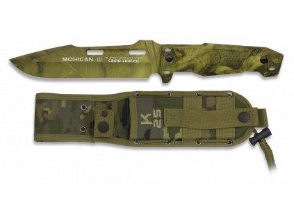 Nůž RUI 31997 MOHICAN-III survival