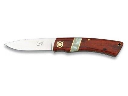 Nůž zavírací Albainox 19480 Booster II Red