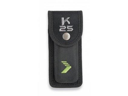 Pouzdro (sumka) nylonové na nůž černé RUI /K25