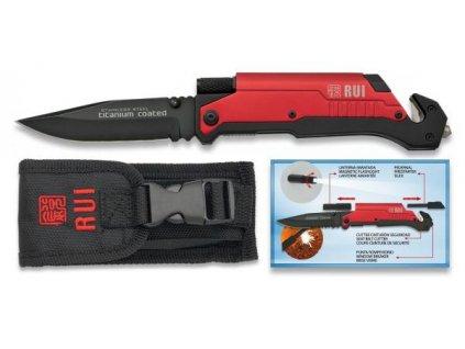 Nůž zavírací RUI 19451 záchranář