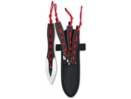 Nůž házecí (vrhací) set 3 nože Albainox 31857