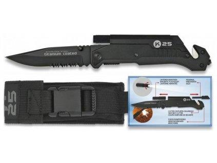 Nůž zavírací RUI/K25 záchranář 19265