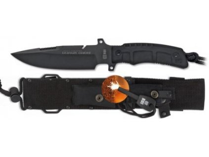 Nůž RUI 31830 tactical černý