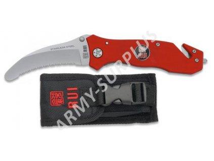 Nůž zavírací RUI 10945 záchranář