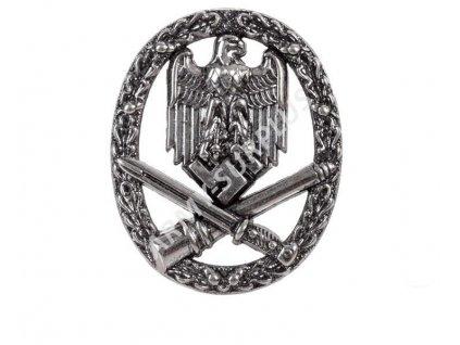 Všeobecný útočný odznak  Německo 1940 WWII Repro