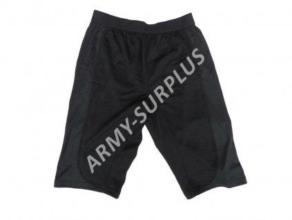 Trenýrky antibakteriální (spodky,trenky,spodní prádlo) termo elastické Velká Británie černé