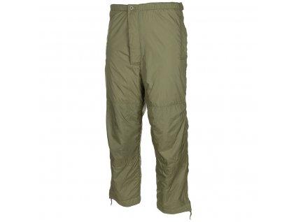 Kalhoty Thermal Velká Británie (Softie Snugpak PCS) celorozepínatelné originál