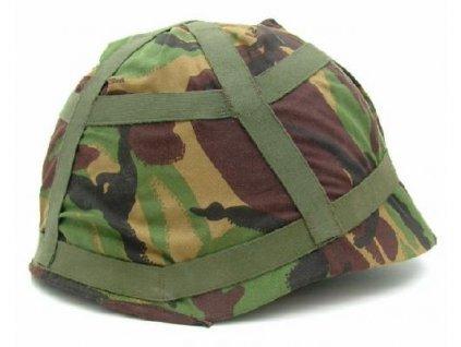 Potah (povlak,obal,převlek) britský na helmu MK6 Velká Británie DPM originál