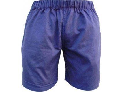 Trenýrky (kraťasy,bermudy,šortky) sportovní Velká Británie modré original