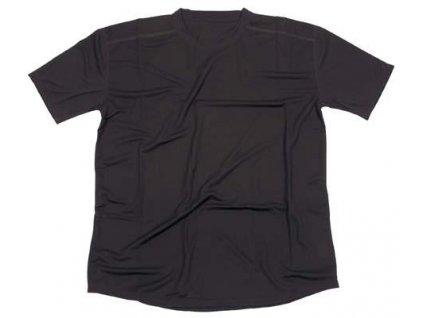 Tričko (triko) britské síťované COOLMAX hnědé zánovní Velká Británie
