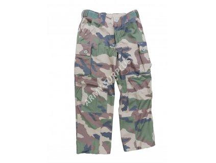 Kalhoty Combat T4 S2 Francie ripstop CCE Cizinecká Legie nová generace