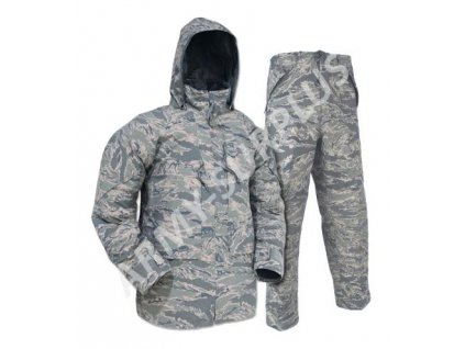 Komplet U.S. originál ABU (Airforce Battle Uniform) ECWCS GORE-TEX