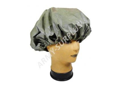 Potah (povlak,obal,převlek) na helmu US protichemický