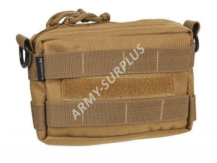 Sumka (pouzdro) molle pouch Pentagon coyote K16063-03