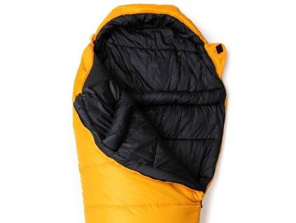 Spací pytel (spacák) Snugpak -12/-17 Sleeper Expedition (basecamp) mumie žlutý/oranžový