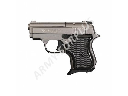 Plynová (expanzní) pistole dámská EKOL TUNA fume 8mm P.A.Knall