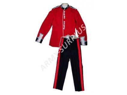 Komplet (uniforma) hradní královské stráže Wales