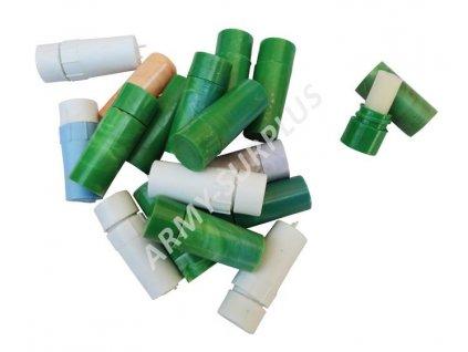 Mýdlo na zorníky plynové masky proti mlžení