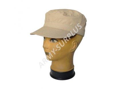 Čepice Tru-Spec BDU Combat ripstop khaki desert tan