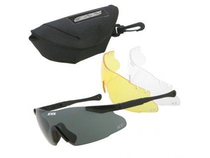 Brýle ESS ICE Eyeshield set zánovní