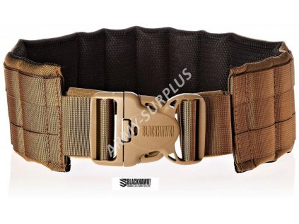 Opasek Blackhawk Padded Patrol Belt MOLLE TAN coyote