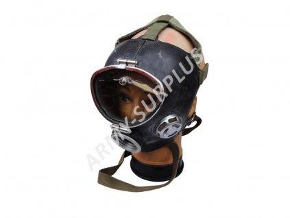 Plynová maska Faser GSP-M se stěračem Polsko
