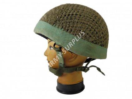 Helma (přilba) Para kevlar britská s maskováním Velká Británie