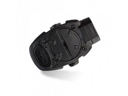 Svítilna na zbraň RIS Led Red/IR Princeton Tec Switch Rail 10 Lumens černá