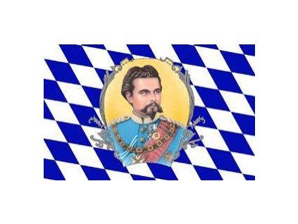 vlajka-90x150cm-bayern--bavorsko--konig-ludvig-ii-c-18