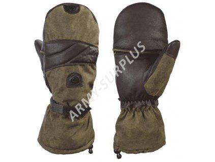 Myslivecké rukavice Holík NYLA Green 8318 2e85040e11