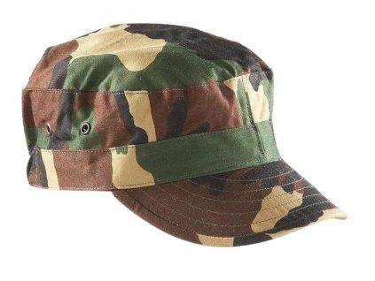 Čepice patrol Itálie Esercito woodland originál