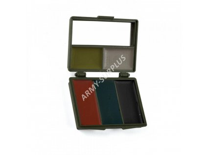 Barvy maskovací v krabičce 5color  Pentagon