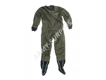 Suchý oděv RAF Velká Británie MK10 pro posádku letadel