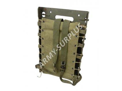 Nosný rám cargo WWII 1944 US Backpack Frame oliv Packboard