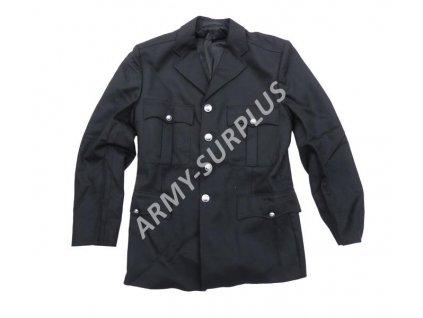 Sako (oblek, blůza) Velká Británie černé