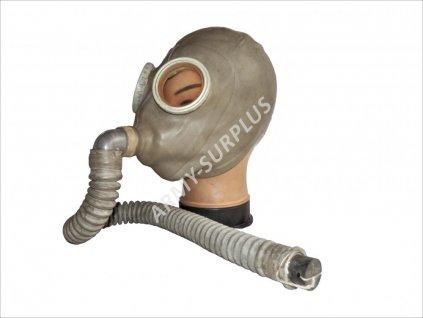 Plynová maska k dýchacímu přístroji IP-46 a IP-46M
