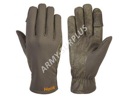 Myslivecké rukavice Holík Katy Open 8341