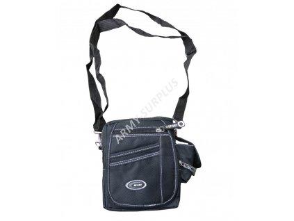 Taška Sport přes rameno černá