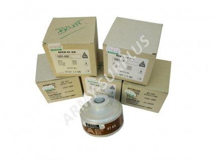 Filtr Auer 87 AX MSA pro plynové masky