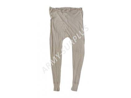 Spodky (kalhoty) termo ČSLA originál