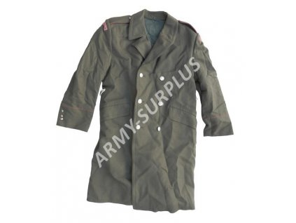 Kabát čestné stráže ČSLA oliv originál