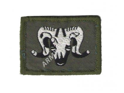 Nášivka Velká Británie 1.dělostřelecká brigáda